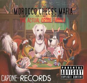 Portada de Moroco Cheese Mafia - The Actual Crime Family